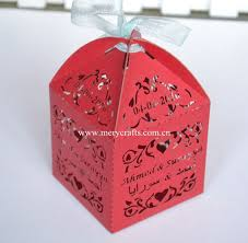 indian wedding gift box aliexpress buy indian wedding favor box laser cut wedding