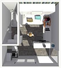 m2 to sq ft 10 m2 108 sq ft micro apartment small houses pinterest