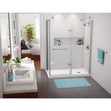 Maax Shower Door Amazing Bath Maax Reveal 71 Corner 5 16 Frameless 44 47 X