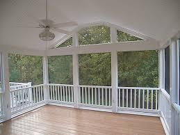 screened porch flooring parquet ideas types screened porch