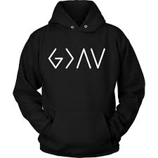 god is greater than the highs and lows faithify