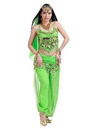 Dancer Costumes Halloween Amazon Seawhisper 12 Colors Belly Dance Costumes India Dance