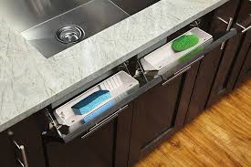 kitchen sink cabinet sponge holder 23 clever storage products for your kitchen