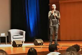 junot diaz says the kids are all right in empowering talk at