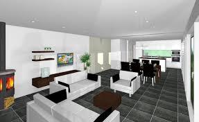 esszimmer im wohnzimmer wohn und esszimmer optisch trennen trendy esszimmer wohnzimmer
