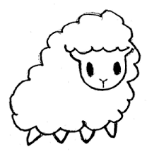 simple sheep cliparts free download clip art free clip art