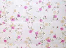 french country floral vinyl coated wallpaper rolls u0026 sheets ebay