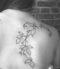 68 vine shoulder designs