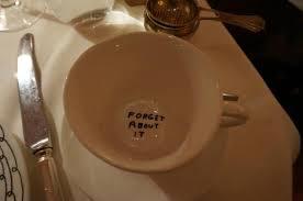 tea cup picture of sketch gallery london tripadvisor