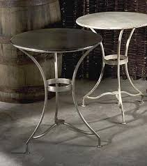 Small Bistro Table The Science Of Style Metal Bistro Tables
