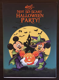 halloween party 2017 mickey u0027s not so scary halloween party u2013 disney magicband