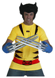 Mens Halloween T Shirts by Costume X Men Wolverine T Shirt Halloween Costumes