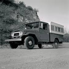 land cruiser pickup 1967 toyota land cruiser fj45 longbed pickup pictures getty images