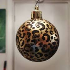 cheetah ornaments rainforest islands ferry