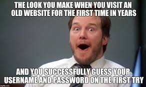 Website Meme - literally just happened different website imgflip