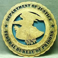 federal bureau of prisons federal bureau of prisons wall tribute wt fed bureau of prisons nb