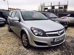 2010 vauxhall astra estate 1 7 cdti diesel estate bargain