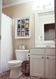 Ideas For A Bathroom Makeover Bathroom Makeover On The Cheap 1 Art I Heart Nap Time