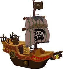 clipart pirate ship
