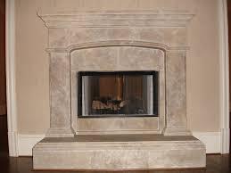 Faux Paint Ideas - interior faux stone fireplace decorating ideas interior design