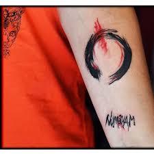 zen circle tattoo google search ink pinterest circle