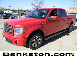 2010 vermillion red ford f150 fx2 supercrew 58914969 gtcarlot