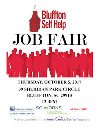 bluffton self help job fair technical college of the lowcountry