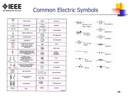 commonly used electrical symbols turcolea com