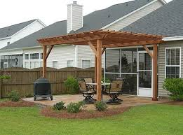 Free Pergola Plans And Designs by 110 Best Decks Patios Firepits Images On Pinterest Porch Ideas