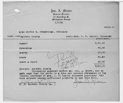 funeral expenses daniel collier documentation