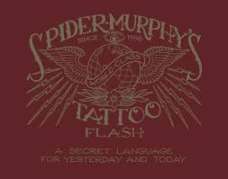 spider murphy u0027s new tattoo flash book tattoo artist magazine