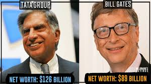 Bill Gates Meme - ratan tata is richer than bill gates and yet not in the list of