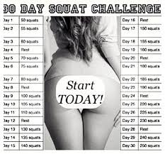 Challenge How Do You Do It Do You Do Squats They Are Great Because There S So Many Ways To