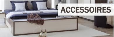 accessoire de chambre accessoires design pour chambre à coucher moderne mobilier vox