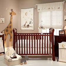 giraffe crib bedding ebay