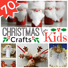 easy christmas crafts for kids red ted art u0027s blog