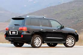 2009 lexus 470 for sale review 2009 lexus lx570 is three tons of luxury with a dollop of