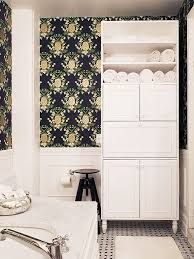 Bathroom Makeover Company - ana gasteyer u0027s bathroom makeover rifle paper hygge and manhattan