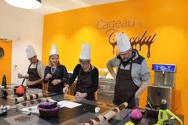 cours de cuisine tours indre et loire cours de chocolat indre et loire tours manthelan décors dessert