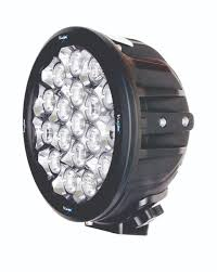 round led driving lights genr8 high performance auto electrical