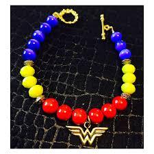 woman charm bracelet images Wonder woman charm bracelet png