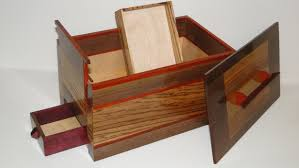 Wooden Jewellery Box Plans Free by Secret Compartment Jewelry Box Stashvault