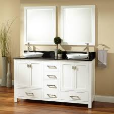 carolina 60 white double sink vanity by lanza dazzling white double sink vanity 43 nice luxury two bathroom