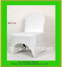 White Chair Cover Popular Spandex Chair Covers For Sale Buy Cheap Spandex Chair