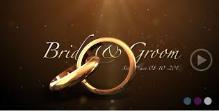 weddings rings weddings rings intro by flashato videohive