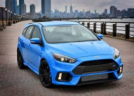 ford focus model years ford cancelling remaining 2016 focus rs orders customers will