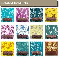 paint rollers with patterns pattern paint rollers gr 05 rubber soft pattern paint roller buy
