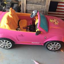 power wheels barbie car rear tires sale