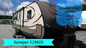 Camper Trailer Rentals Houston Tx 2017 Surveyor 32rkds U2022 Mekkelsen Rv Sales U0026 Rentals Youtube