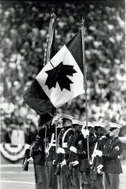Is It Illegal To Fly A Flag Upside Down When Our Flag Made Some See Red Toronto Star